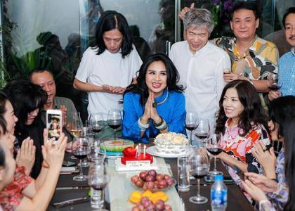 Tuổi 52 của diva Thanh Lam