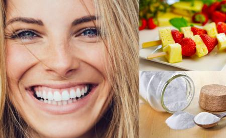 5 cách đơn giản để làm trắng răng tự nhiên tại nhà